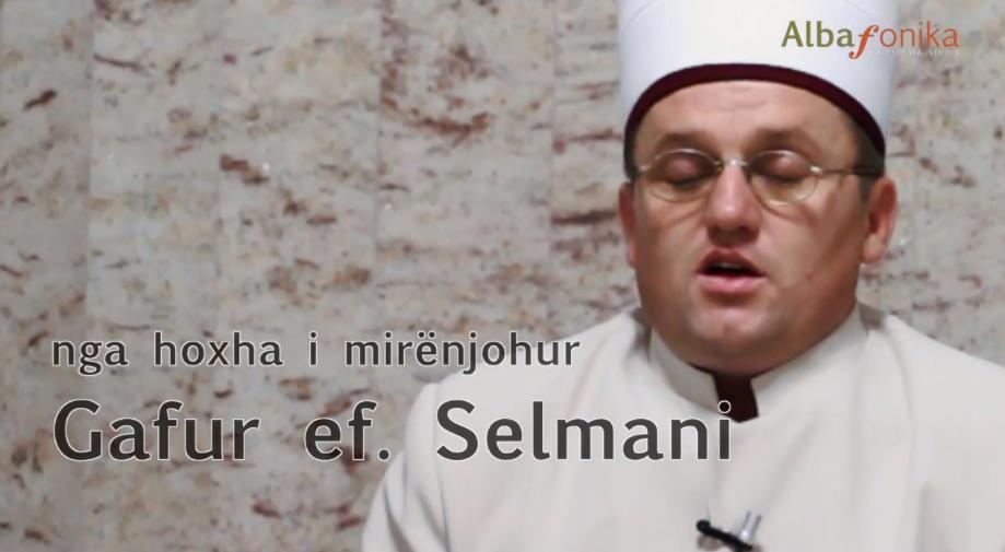 Gafur ef. Selmani – Surja El-Hashr