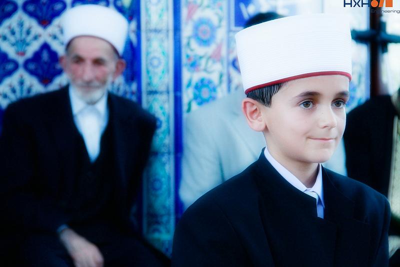 Hafiz Jetmir Hasani – Mbroitja solemne e diplomimit