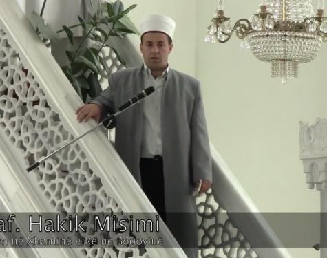 "Imam Hakik Misimi – ""…ku jemi?!"" – (Ligjerata Islame 2009 [2/2])"